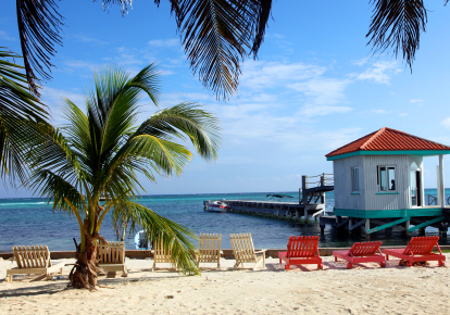 Belize: Trading in Button-up Corporate for Shorts and Flip Flops