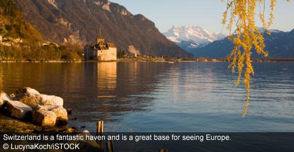 Living Lake-Side In Switzerland