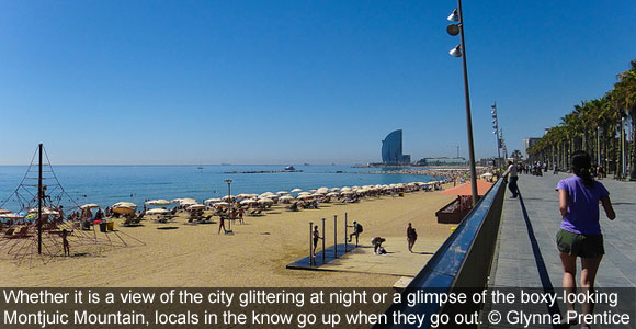 Barcelona: Five Places for Drinks with a View