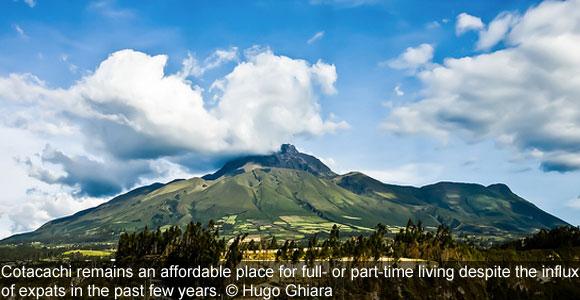 Cotacachi U.S.-Style Comfort At Ecuador's Prices