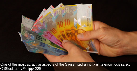 Create Your Own Pension Plan with a Swiss Annuity