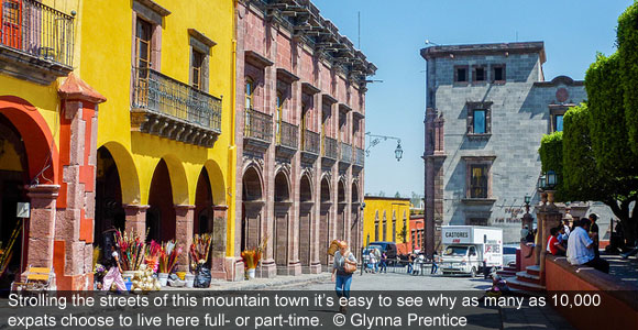 Expat Havens Of Colonial Mexico