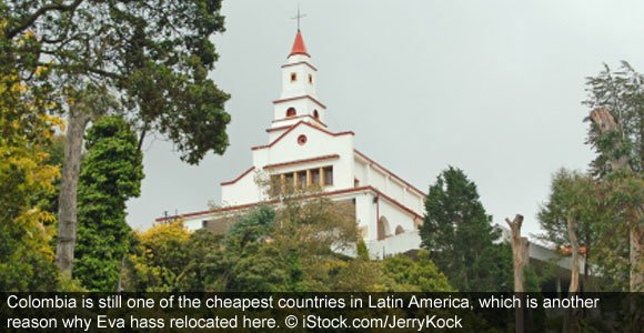 Colombia's Remedy For The Big City Blues