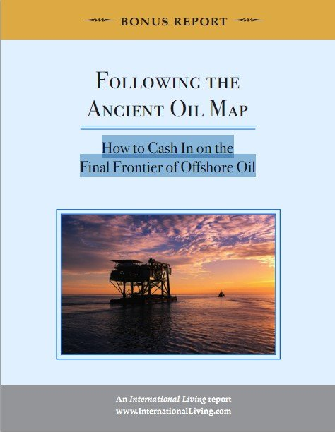 Following the Ancient Oil Map - How to Cash In on the Final Frontier of Offshore Oil