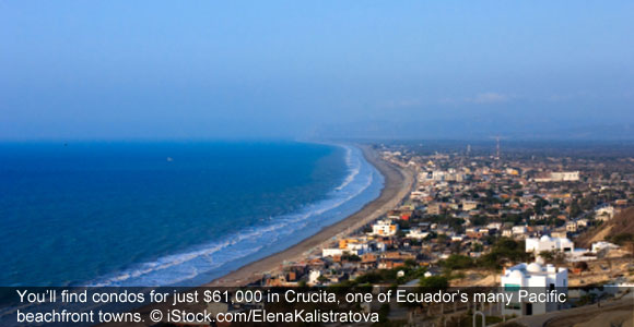 Where To Pick Up A Bargain Beach Home In Ecuador