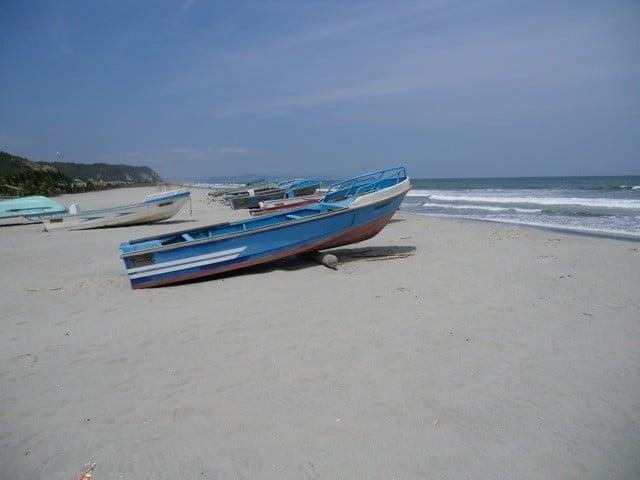 Explore the Virgin Beaches of Ecuador