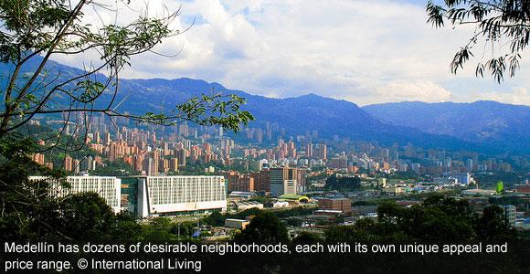 Colombia's El Poblado: Mature, Active And Under-Valued