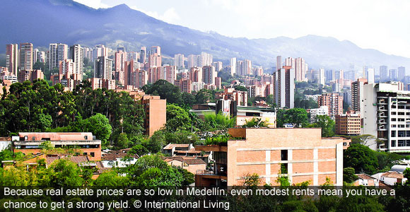 Get In Now For Big Yields In Medellín, Colombia