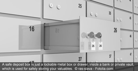 How – And Why – To Get A Safe Deposit Box Overseas