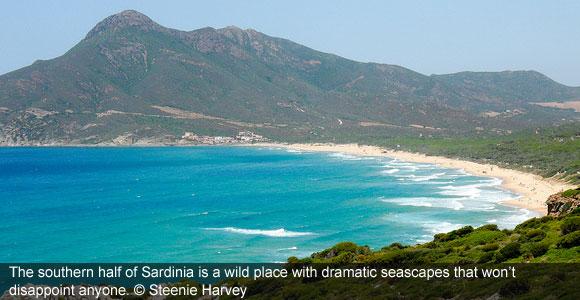 Southern Sardinia Exploring Italys Wild Child