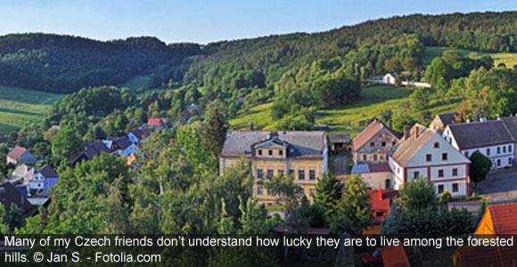 The Allure Of Czech Small-Town Life