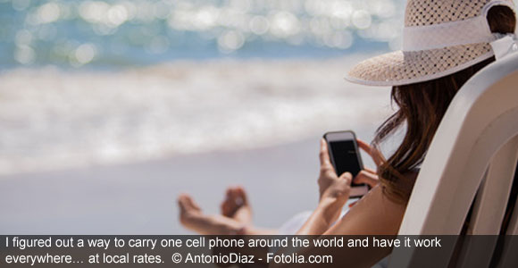The Overseas Cell Phone Fix