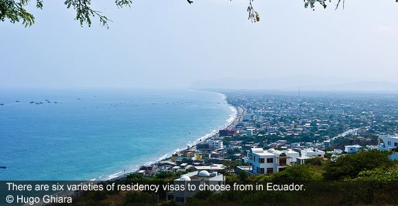 Visas And Residency Options In Ecuador