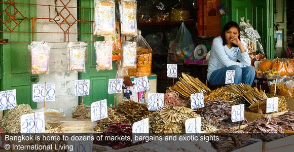 Bangkok's Best Bargain Market