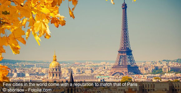 Retire To Paris—Big-City Life In Sophisticated Europe