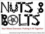 Nuts and Bolts of Moving Overseas: Utilities, Insurance, Finding Craftsmen & Staying Connected