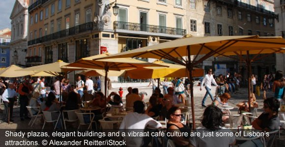 Living Well in Lisbon: Captivated by the Portuguese Capital