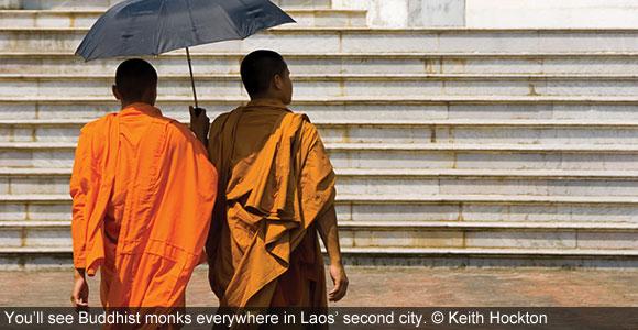 Luang Prabang—Leisurely, Serene and Spiritual
