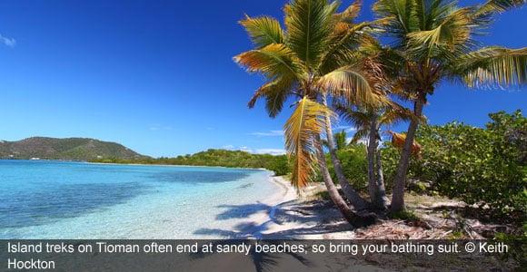 Malaysia's Secret Island of Komodo Dragons and Deserted Beaches
