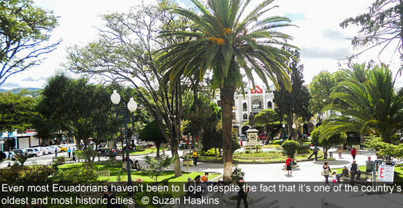 Loja: Off the Expat Trail in the Valley of Smiles