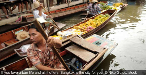 """Insider's Guide to the """"Real"""" Bangkok"""