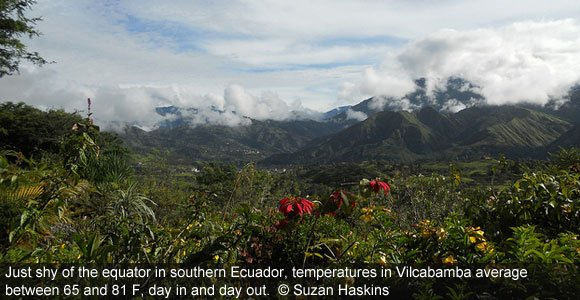 Long Life, Low Costs in Ecuador's Sacred Valley