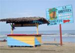Sun, Sand and Surf: Paradise on the Beach