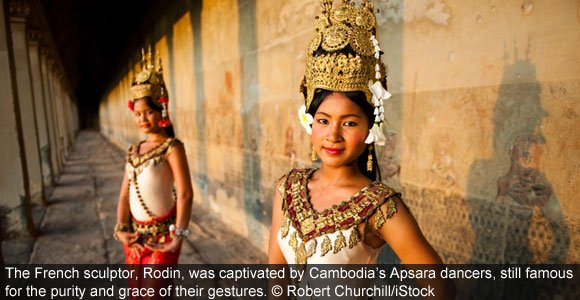 Cambodia: French Colonial Splendor Meets the Exotic East