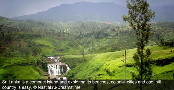 Sri Lanka—Jewel of the Indian Ocean