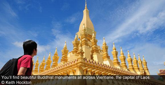 Visit Vientiane: Laos' Unhurried Capital