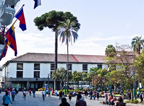 On Ecuador Time