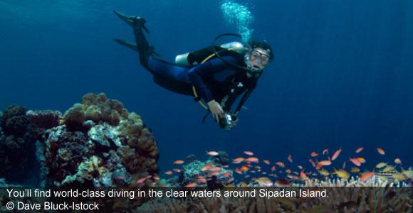 Three Favorite Malaysian Dive Getaways