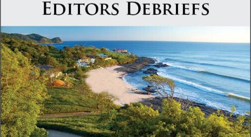 Editors Debriefs - 12/2012