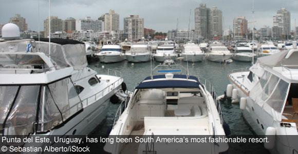Uruguay: Buy a Million-Dollar Address for $150,000