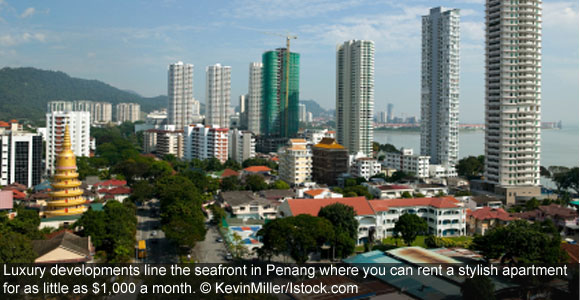 Movie-Star Chic for Pennies on the Dollar in Penang, Malaysia