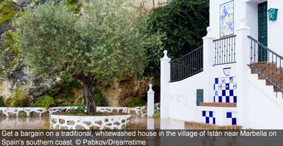 Buy A Traditional Mountain Home In Andalucía For As Little As $90,000