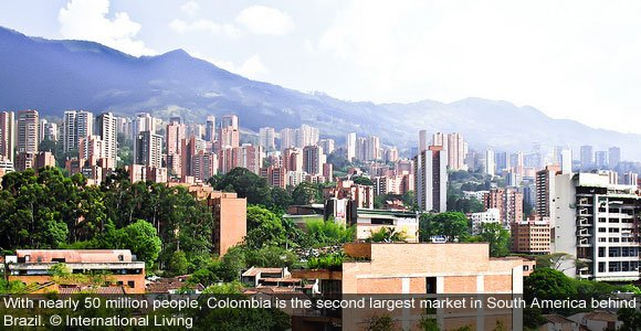 Colombia's Banks: The Rise of Prosperity Along a New Frontier