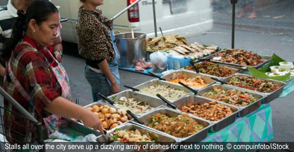 The Best From Bangkok's Street Stalls