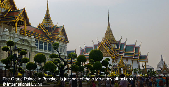 Bangkok's Best Neighborhoods from $1,020 a Month Renting