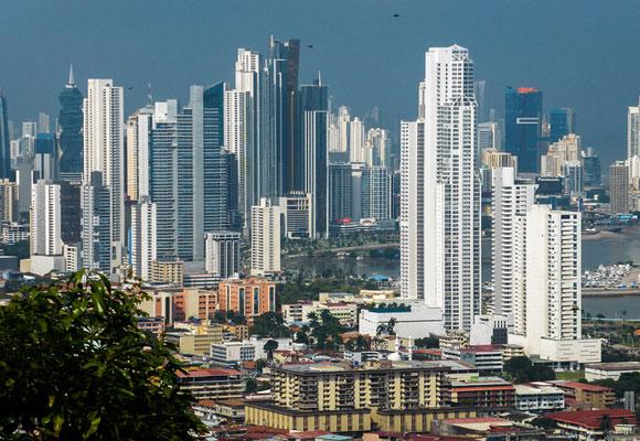 Panama City: 500 Years of Growth