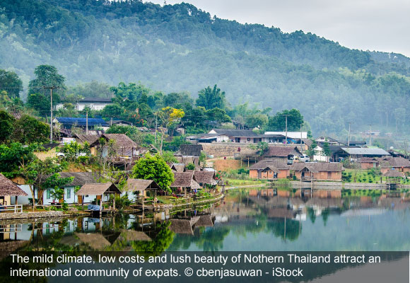 Thailand's Three Best Mountain Towns for Simple Living
