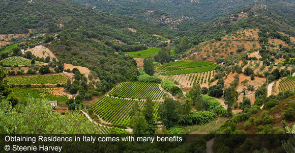 Three Good Reasons to Get Residence in Italy…and How to Do it