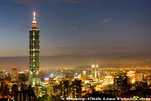 Modernity and Tradition in Taipei, Taiwan's Capital