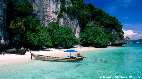 Low-Cost Island Life in Southeast Asia