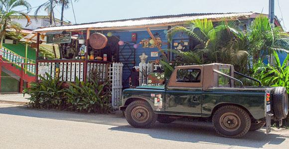 American Café Thrives in Puerto Viejo, Costa Rica
