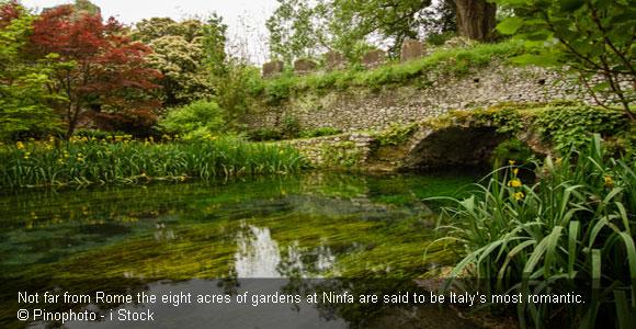 Explore Italy's Secret Gardens