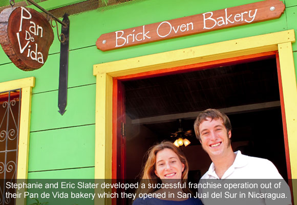 From Bakers to Bakery Franchisors