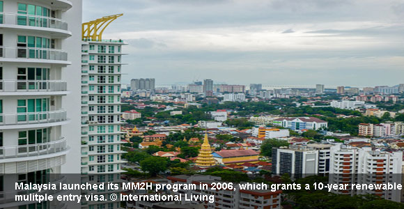 Visa and Residence in Malaysia
