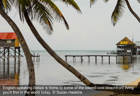 Warm Weather and Ocean Views in Belize