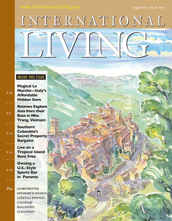 Download the August 2014 Issue